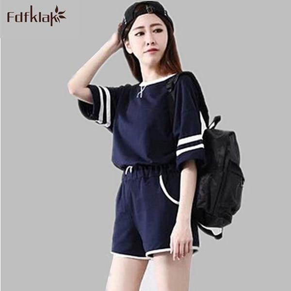 9c996884b20 Мода 2017 новые повседневные женские пижамы наборы Весна-осень короткие  Feminino Pijama Большие размеры одежда для сна для девочек пижама Mujer