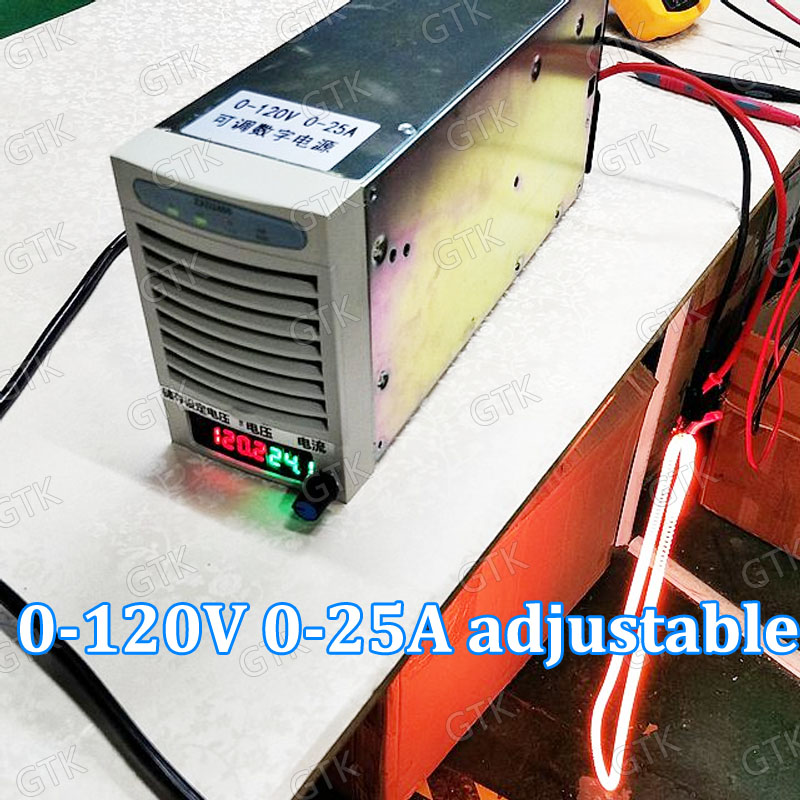 Brand 50a Fast Quick Charger 3.65v 4.2v 2.8v 12v 60v For Lto Lithium Titanate Lifepo4 Rv Ev Adjustable 0-120v 50a 20a Power Consumer Electronics