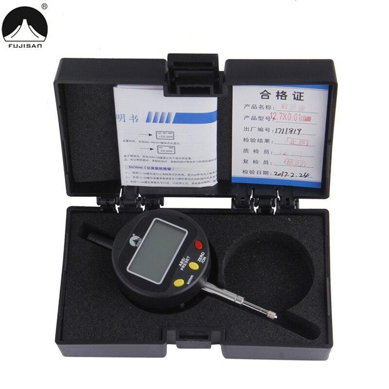 """""""FUJISAN"""" skaitmeninio rinkimo indikatorius 0–12,7 mm - Matavimo prietaisai - Nuotrauka 5"""