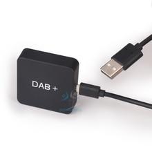 Цифровая DAB + Радио Антенна поворота антенна с усилителем для Android 5,1 6,0 Автомобильный Радио DVD gps