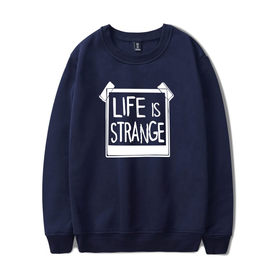 Game Life is Strange Hoodie Sweatshirt Men Women Whatif Print Funny Casual Autumn Winter Life is Strange Max Caulfield Pullover-in Hoodies & Sweatshirts from Men's Clothing on AliExpress - 11.11_Double 11_Singles' Day 1