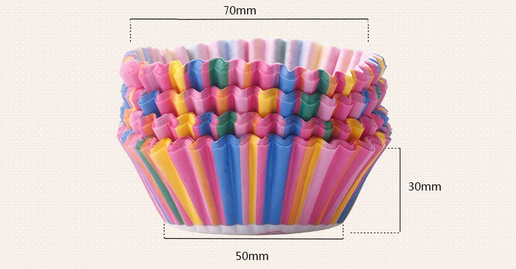 Cupcake Paper Molds