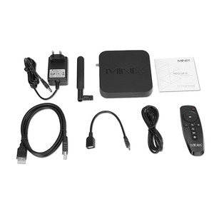 Image 5 - MINIX NEO U9 H + MINIX NEO A2 스마트 TV 박스 64 비트 Octa 코어 미디어 허브 안드로이드 2GB/16GB/4K/HDR 6 축 자이로 스코프 원격 에어 마우스
