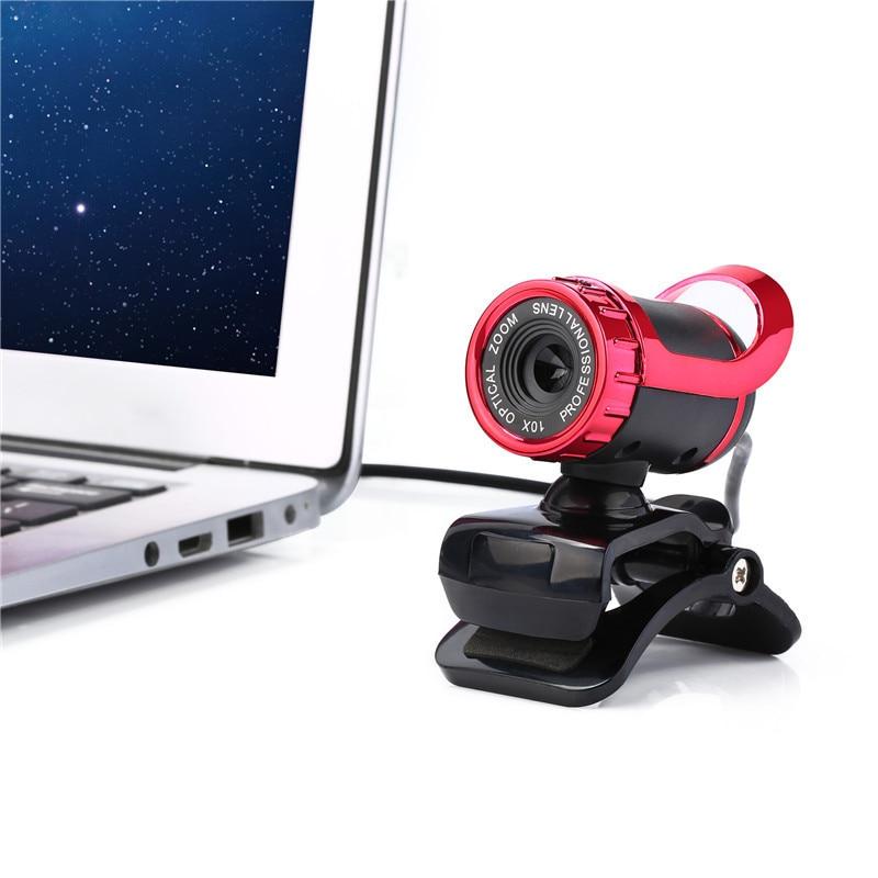 BASIX USB Web Cam Cámara web de alta definición 640 * 480 - Periféricos de la computadora - foto 2