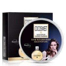 Nova Chegada 1 Pcs Feminino Perfumes e Fragrâncias para Mulheres Parfum Fragrância Desodorante Perfumesl Sólida Mulheres PerfumeS9