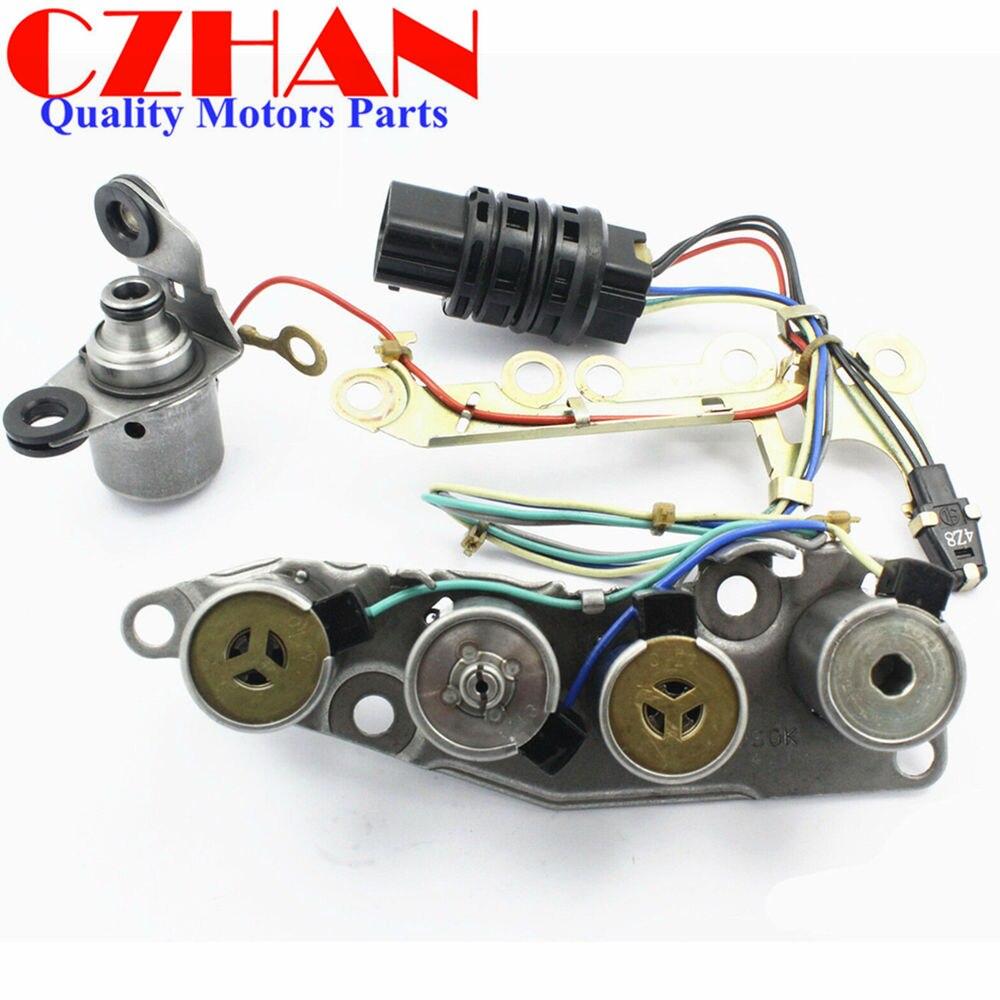 Solenoid Pack 31940 85X01 31940 85X0B D83420BA RE4F04B RE4F03B for Nissan 00 06 Maxima Sentra Altima