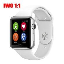 Torntisc IWO 1 1 Smart Watch Remote Camera Clock HD Screen Watch Support SIM Card Bluetooth