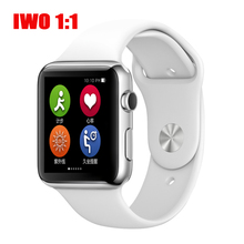 Torntisc  IWO 1:1 Smart Watch Remote Camera Clock HD Screen Watch Support SIM Card Bluetooth Wearable Devices For apple Android
