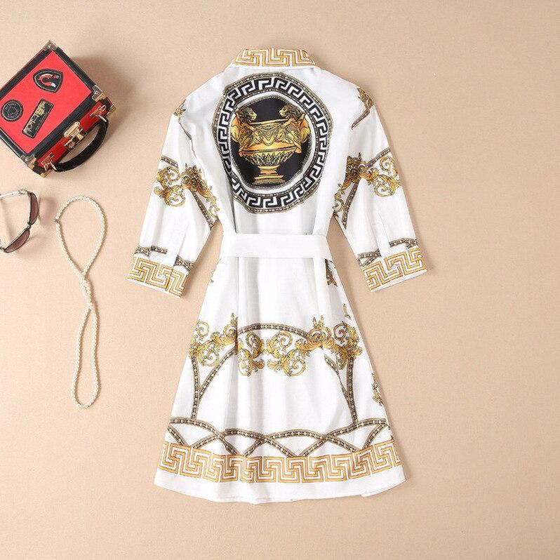 Manches Vente De Lâche Pic Chaude Sexy Dentelle Femmes Vêtements Imprimer Up Vintage Mini Automne Mode Robe As Moitié 2018 ppSn0rq