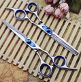 Профессиональный парикмахерские ножницы волос ножницы парикмахера истончение ножницы для парикмахера 6.0 inch набор