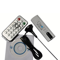 Envío Libre Receptor de TV Digital Por Satélite DVB T2 TV USB HD TV Receptor Del Sintonizador Del Palillo Con Antena Remota para DVB-T2/DVB-C/FM/DAB