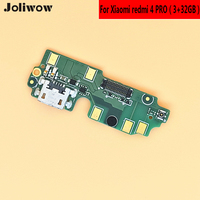Für Xiaomi Redmi 4 PRO 3 GB RAM 32 GB USB Dock Connector Ladeanschluss Flex Kabel USB Ladegerät Flex Kabel teile