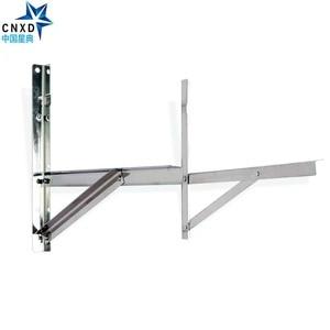 Image 4 - Universal ao ar livre ac suporte para condicionador de ar 1.5 p/2 p/3 p suporte de suporte ar condicionado montagem na parede