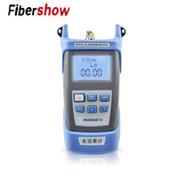 visual fault locator Fiber Optic Optical Power Meter Cable Tester cable tester mini handheld Laser FTTH