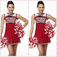 Europe And The United States WMHS Basketball Baby Cheerleading Costume Girl Role Playing Costumes Costumes Stage Uniforms