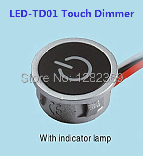 12v touch led dimmer touch memory continuous dimmer for. Black Bedroom Furniture Sets. Home Design Ideas