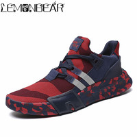 Autumn Winter Male shoes Men's Vulcanize Shoes Large Size Men Casual Canvas Sneakers High Style Camouflage Shallow Man Soft shoe