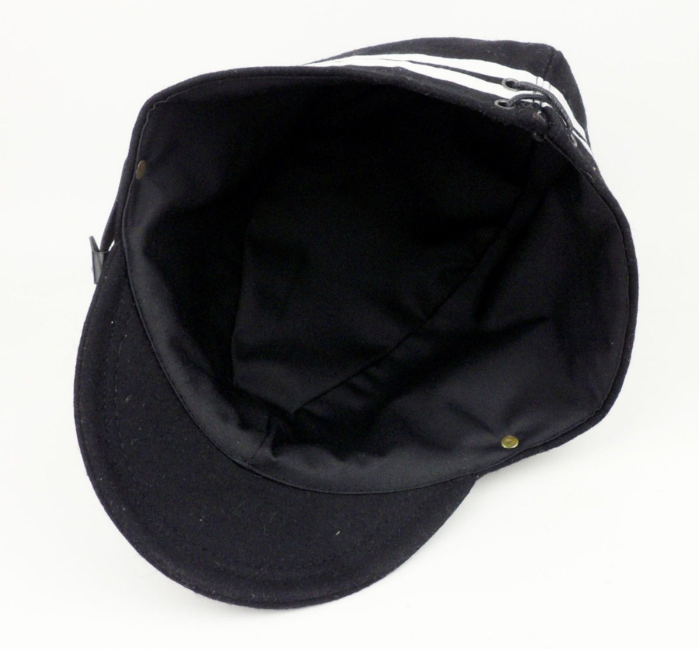 43068f255e2 WWII JAPANESE NAVAL MILITARY HAT WW2 JAPANESE OFFICER NAVY HAT CAP SIZE M-in  Sports Souvenirs from Sports   Entertainment on Aliexpress.com