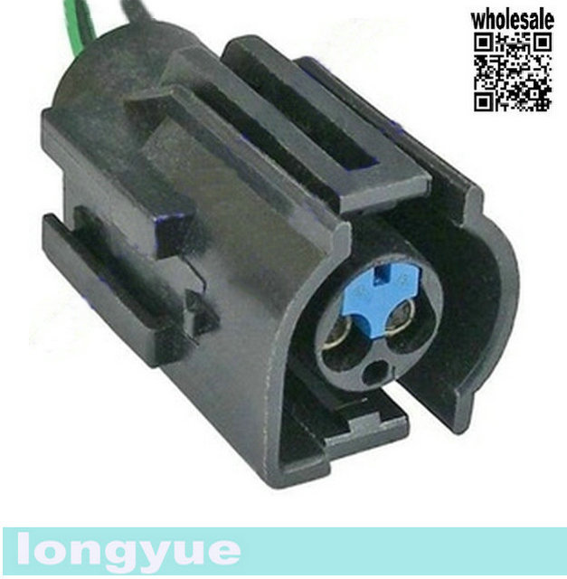longyue 2pcs 1986 93 for font b FORD b font MUSTANG 5 0L AIR CHARGE Temperature popular ford harness connectors buy cheap ford harness connectors,Ford Wiring Harness Pigtails