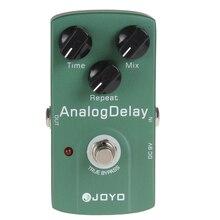 JOYO Professional DC 9V True Bypass Analog Delay Guitar Effect Pedal