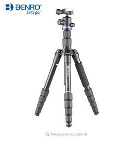 Image 4 - Benro evrensel Tripod FIF19AIB0 alüminyum kiti IB0 DSLR kamera için topu kafa