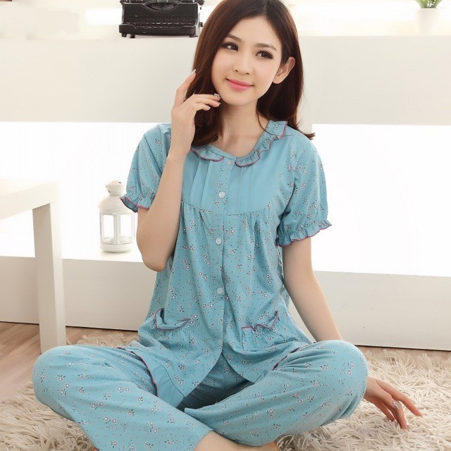 Free shipping plus europe size XXL XXXL 4XL cotton silk robe women's sleepwear set women nightwear robes bathrobe women pajama