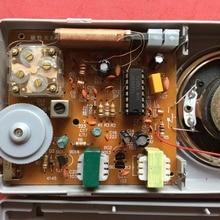 HAF208 Radio Kit / parts / electronic production /DIY / FM Radio Kit