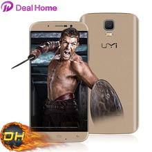 "Original UMI ROMA X Móvil Teléfono 5.5 ""hd android 5.1 mtk6580 quad core 1.3 ghz 1280x720 p 8.0mp wcdma/gsm del teléfono móvil dual sim"