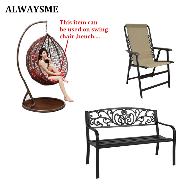 Tremendous Us 4 5 Alwaysme Patio Garden Swing Bench Seat Cushion Cover Mattress Outdoor Garden Sofa Bench Swing Basket Chair Seat Cushion Mats In Patio Swings Camellatalisay Diy Chair Ideas Camellatalisaycom