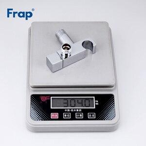 Image 5 - FRAP bide krom bide musluk karıştırıcı el püskürtücü pirinç banyo bide tuvalet muslin duş temiz musluk hijyenik duş