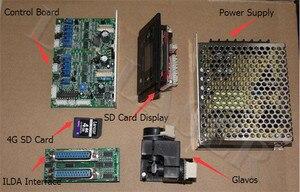 Image 4 - Professionele 45K Scanner Galvo ILDA/Galvo Scanner Met PT itrsut Voor Laser Show