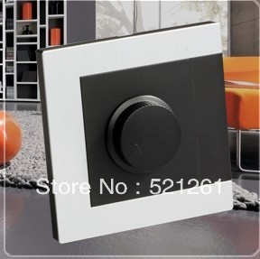 black wall switch touch light switch access control the switches AC 110 220V  speed regulation dimmer control switch risk regulation and administrative constitutionalism