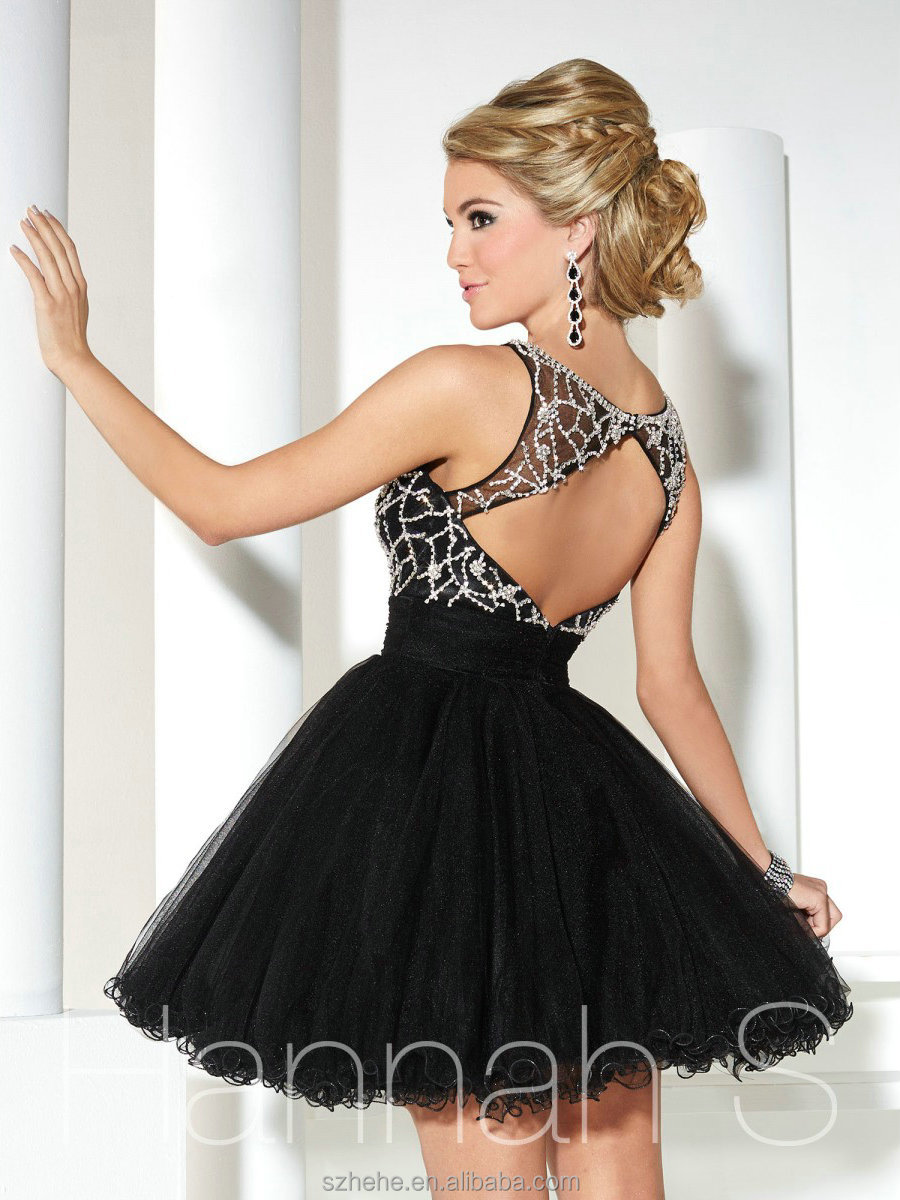 JM.Bridals CW3163 Adorable shiny beaded open back girls short puffy ...