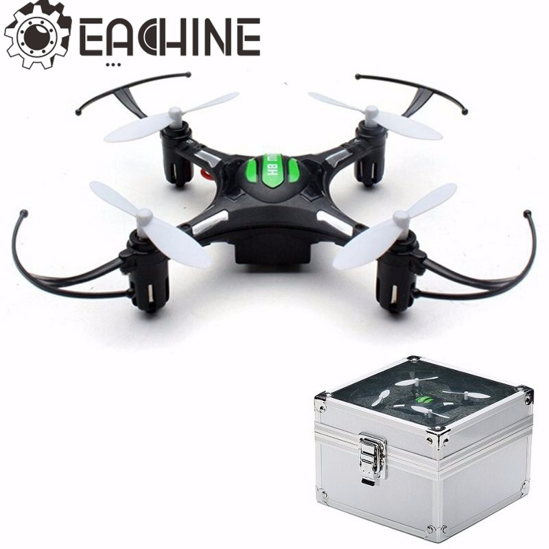 New Eachine H8 Mini 2.4G 4CH 6 Axle RC Quadcopter with Gift Box