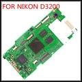 100% Первоначально OEM Материнская Плата MCU PCB para для Nikon D3200 Com Прошивки для nikon D3200 основной плате