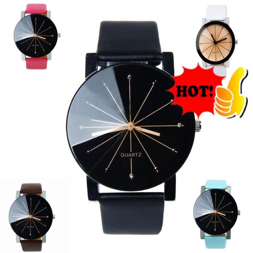 Hot 5 Colors Watches Women Relogio feminino Fashion Ladies Watch Sport Wristwatch relojes hombre 2017 Watch Men Wholesale Feida