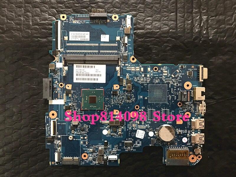 814052-001 814052-601 6050A2730601-MB-A01 N3700 240 G4 14-ACmotherboard Pour HP 240-g4 14-AC Carte Mère D'ordinateur Portable testé 100% travail