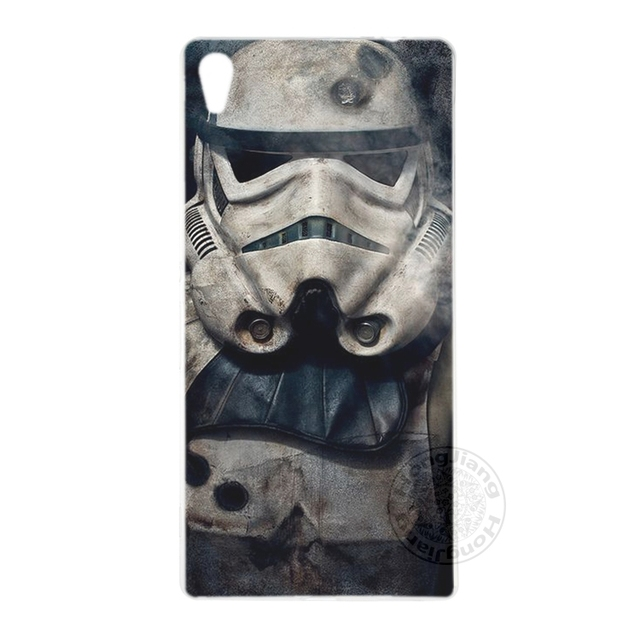 Star Wars Hard Plastic Case For Sony Xperia (20 Styles)