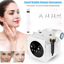 2019 New Arrival !! 6 in 1 beauty machine/ peel facial clean machine price