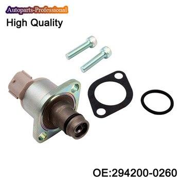 294200-0260 регулятор давления топлива клапан управления для SUBARU Citroen Peugeot FIAT Ford Mazda NISSAN OPEL Mitsubishi 294200-0360
