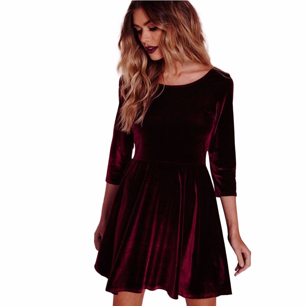 Compare Prices on Korean Mini Dress Winter- Online Shopping/Buy ...