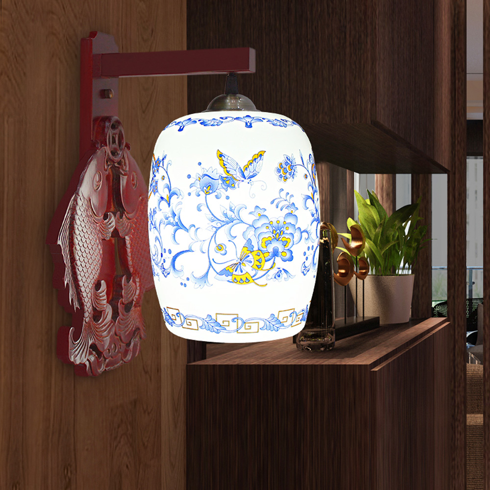 Online buy wholesale beautiful wall lights from china beautiful ...