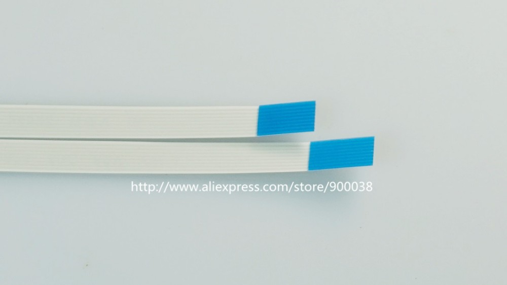 2pcs  0.5 mm 8 pin 200mm length Flexible Flat Ribbon Cable FPC FFC Connect Cable reverse ends different direction 100pcs 0 5mm pitch 8pin 5cm 50mm reverse direction flexible flat ribbon cable fpc ffc connect cable