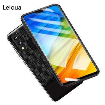 Leioua 5000 mAh Smart Battery Charger Case For Xiaomi Redmi Note 5 Battery Case Cover Power Bank External Battery Phone case