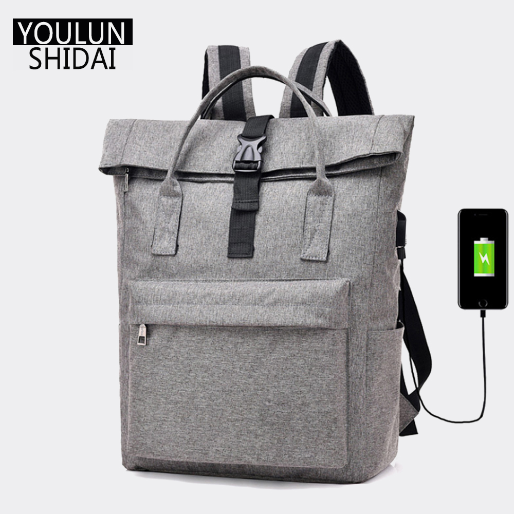 Youlunshidai Large capacity Man travel bag mountaineering backpack men bags bucket shoulder bag Male Casual Daypacks Backpacks simline new vintage casual genuine leather cowhide men mens large capacity travel backpack shoulder bag bags backpacks for man