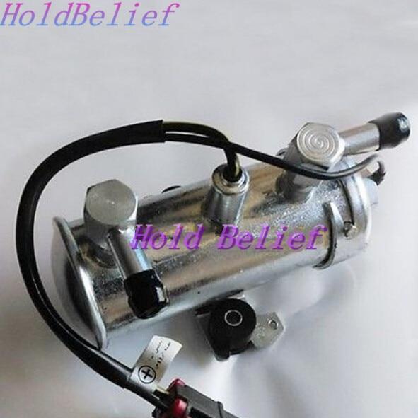 Electric Fuel Pump for ZAX200-3 ZAX240 EX240 EX330-3 4HK1 6HK1 12V tryp madrid centro ex tryp washington 3 мадрид