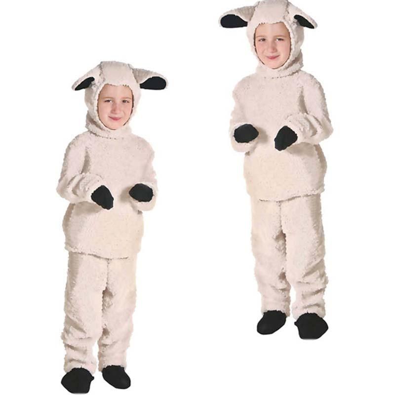 Unisex Nativity Children Donkey Costume Animal School World Book WeekFancy Dress