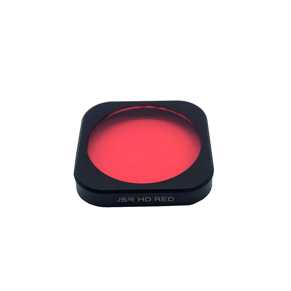 Mijia Original Waterproof Case Lens cap Housing filter Diving UVRed Square Cover for Xiaomi Mijia Mini Action Camera Accessories in Camera Filters from Consumer Electronics