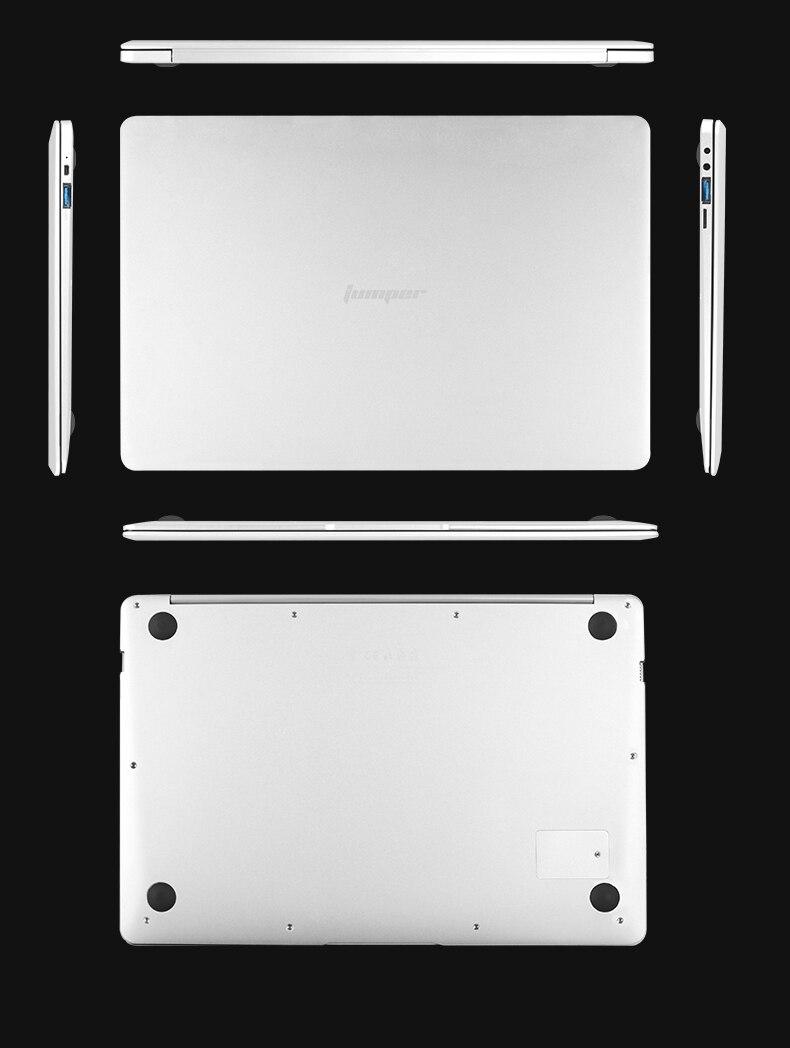 Jumper EZbook X4 laptop 14 1080P Metal Case notebook Gemini lake N4100 4GB 128GB SSD ultrabook backlit keyboard Dual Band Wifi (9)