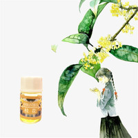 Anti allergy Refresh Osmanthus Aroma oil Special Water-soluble Flavor Used For Diffuser Humidifier Essential Oil